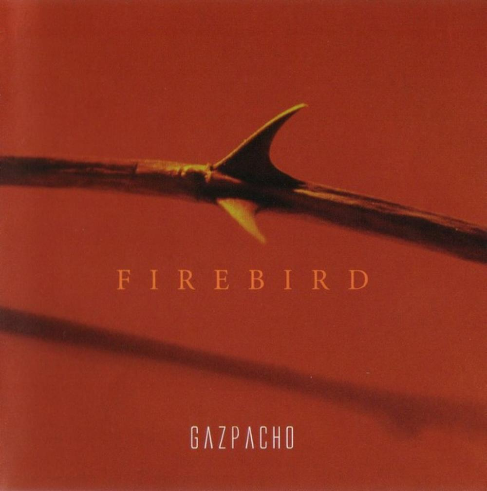 Gazpacho Firebird album cover