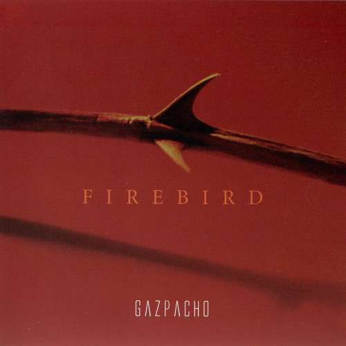 Gazpacho - Firebird CD (album) cover