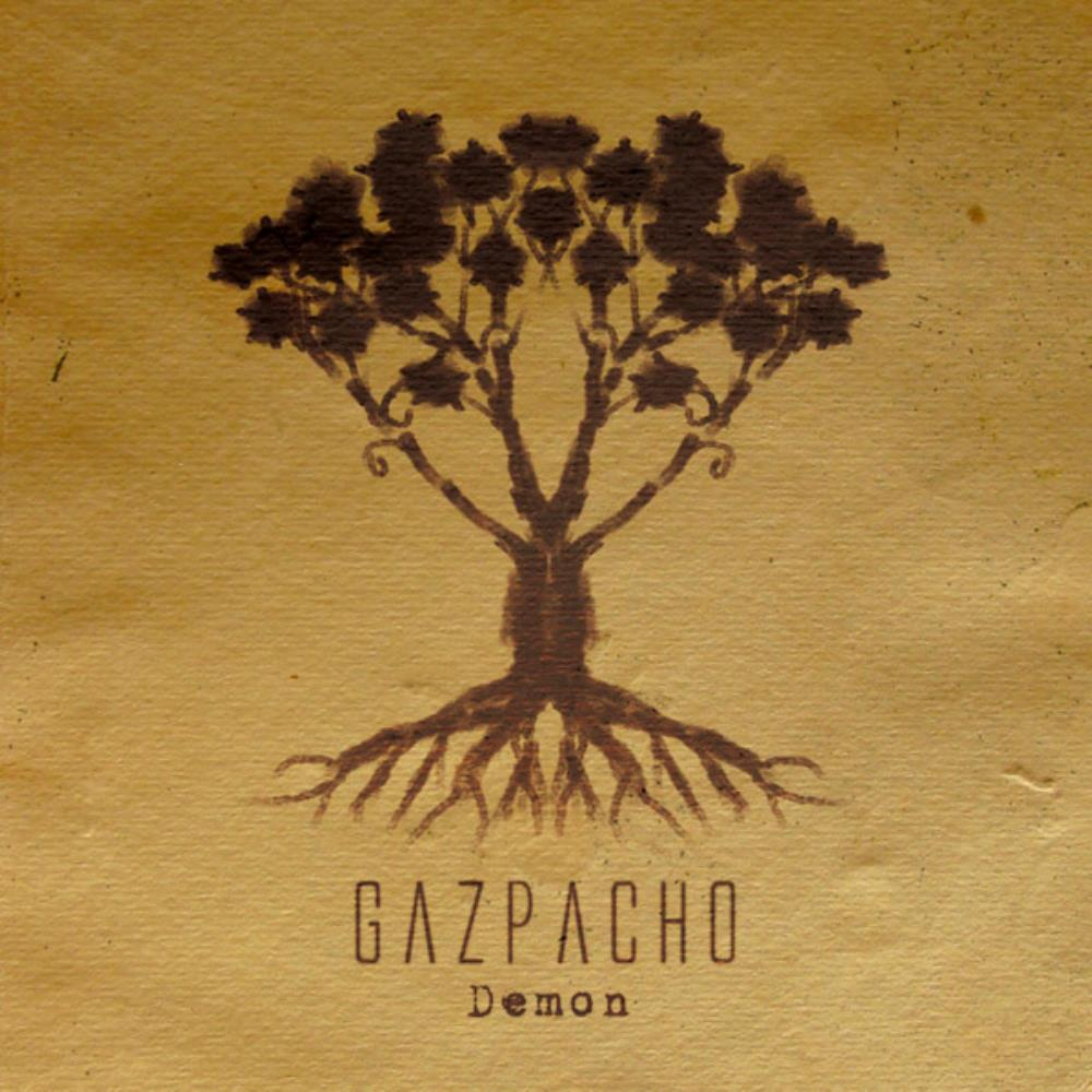 Demon by GAZPACHO album cover