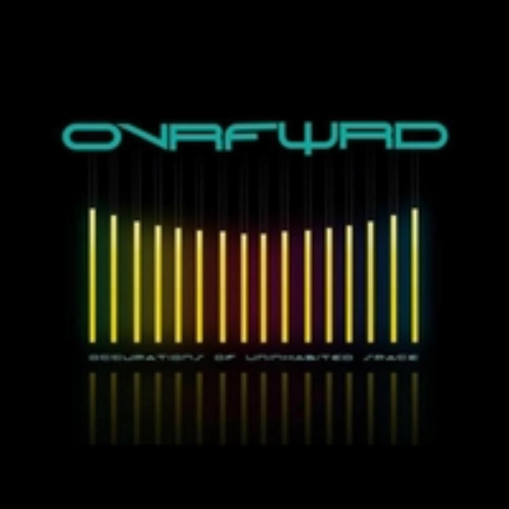 Occupations of Uninhabited Space by OVRFWRD album cover