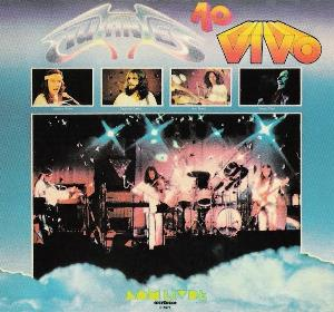 Os Mutantes - Ao Vivo CD (album) cover