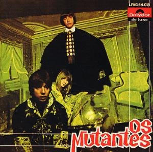 Os Mutantes - Os Mutantes CD (album) cover
