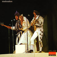 Os Mutantes - Mutantes CD (album) cover