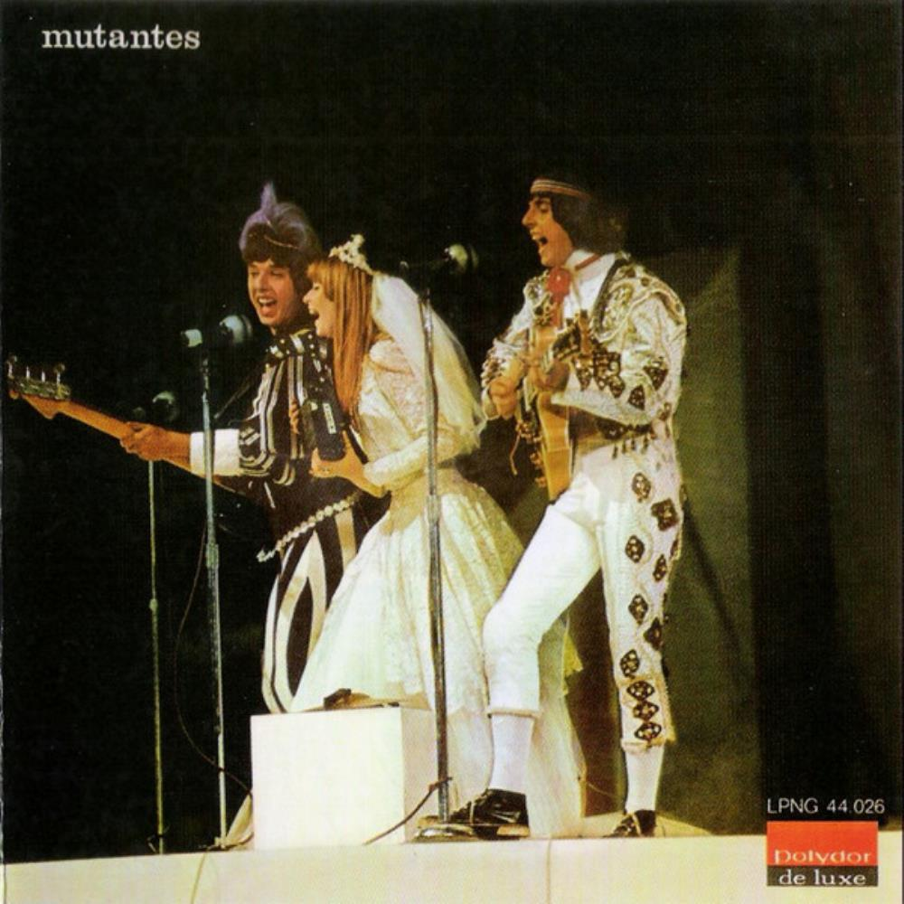 Mutantes by MUTANTES, OS album cover