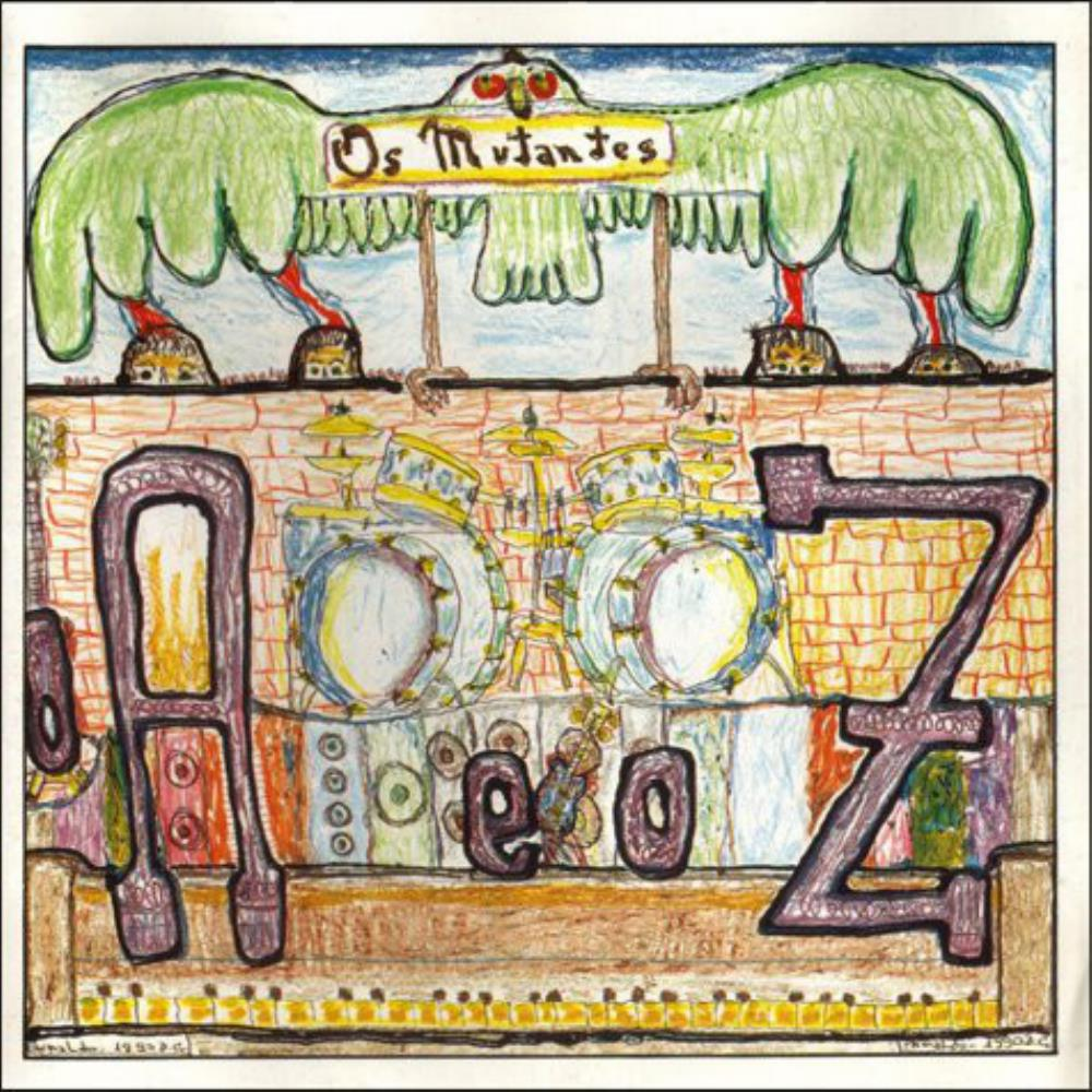 O 'A' E O 'Z' by MUTANTES, OS album cover