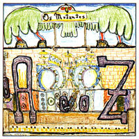 Os Mutantes - O 'A' E O 'Z' CD (album) cover