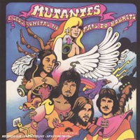 Os Mutantes - Mutantes E Seus Cometas No Pa�s Do Baurets CD (album) cover