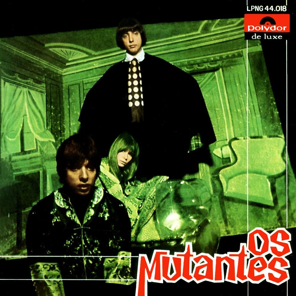 Os Mutantes by MUTANTES, OS album cover
