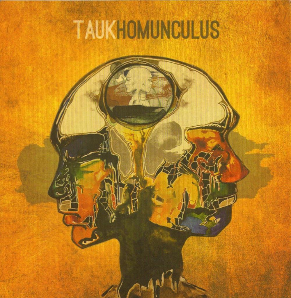Homunculus by TAUK album cover