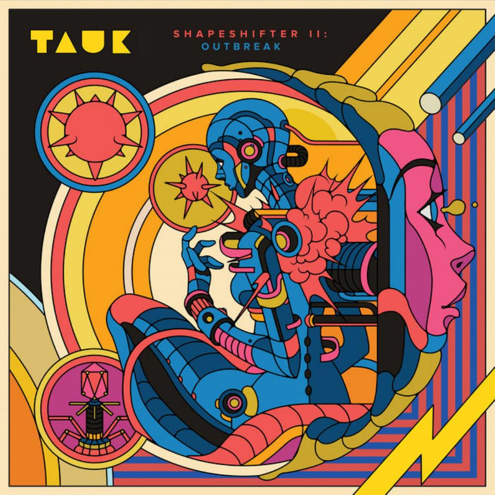 Shapeshifter II - Outbreak by TAUK album cover