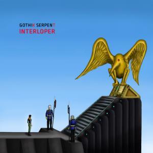 Interloper by GOTHIK SERPENT album cover