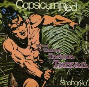 Tarzan/ Shangrj-la by CAPSICUM RED album cover