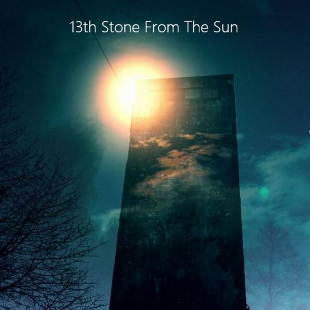 Jaz - 13th Stone From The Sun CD (album) cover