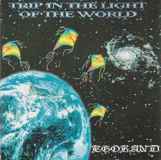 Egoband - Trip In The Light Of The World  CD (album) cover