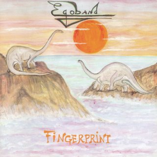 Fingerprint  by EGOBAND album cover