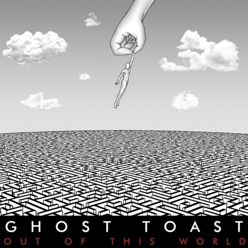 Ghost Toast Out of This World album cover