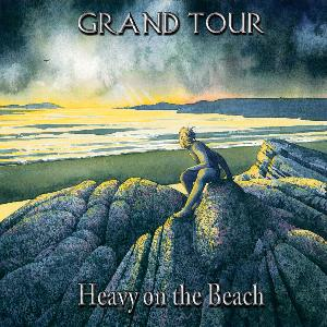Heavy On The Beach by GRAND TOUR album cover