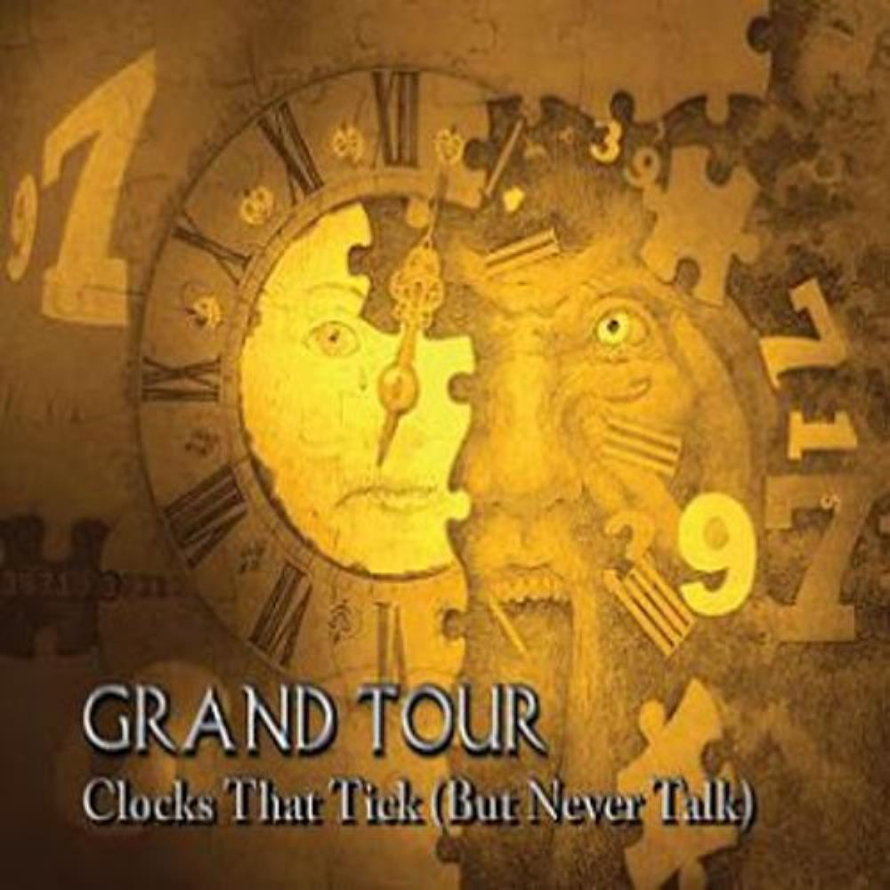 Grand Tour Clocks That Tick (But Never Talk) album cover