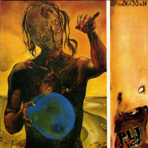 Armageddon by PLJ BAND album cover