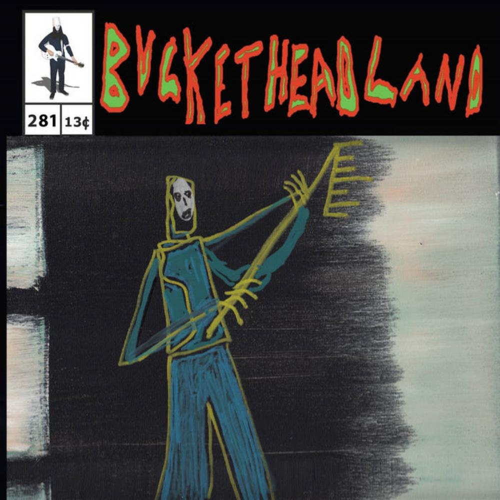 Pike 281 - The Sea Remembers Its Own by BUCKETHEAD album cover