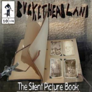 Buckethead The Silent Picture Book album cover