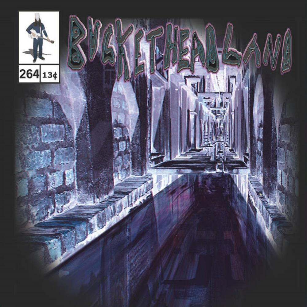 Buckethead Pike 264 - Poseidon album cover