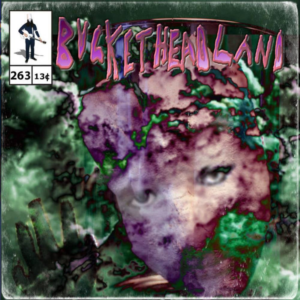 Buckethead - Pike 263 - Glacier CD (album) cover