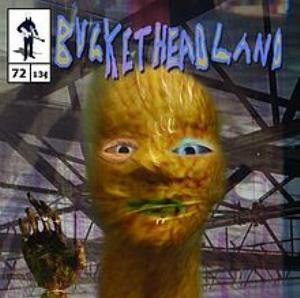 Buckethead - Pike 72 - Closed Attractions CD (album) cover