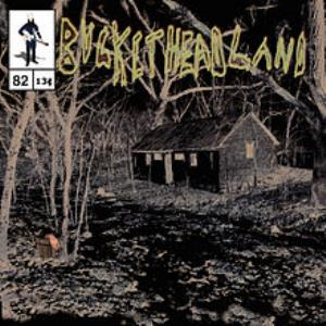 Buckethead - Pike 82 - Calamity Cabin CD (album) cover