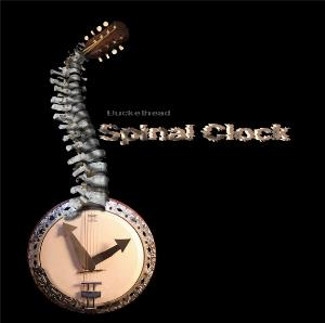 Spinal Clock by BUCKETHEAD album cover