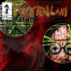 Buckethead 30 Days Til Halloween: Swollen Glasses album cover