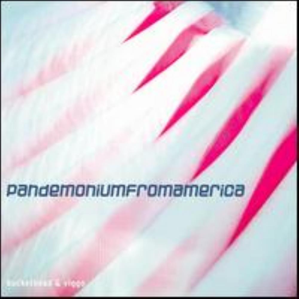 Pandemoniumfromamerica (with Viggo Mortensen) by BUCKETHEAD album cover