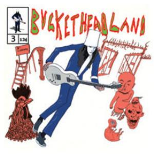 Buckethead - 3 Foot Clearance CD (album) cover