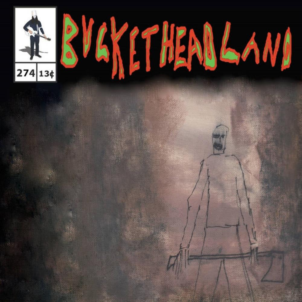 Pike 274 - Forneau Cosmique by Buckethead album rcover