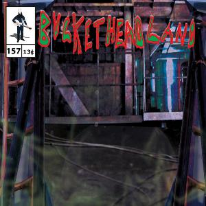 Buckethead - Upside Down Skyway CD (album) cover