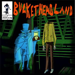 Buckethead Out of the Attic album cover