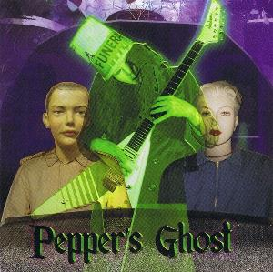 Buckethead Pepper's Ghost album cover