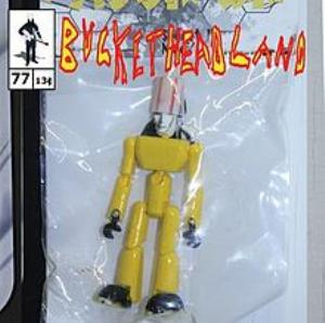 Buckethead Pike 77 - Bumbyride Dreamlands album cover