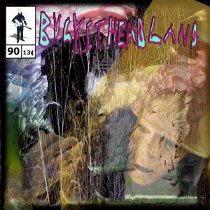 Listen For The Whisper by BUCKETHEAD album cover