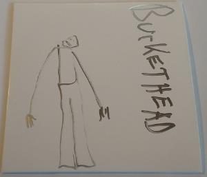 Buckethead - Pike 91 CD (album) cover