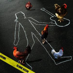 Buckethead - Crime Slunk Scene CD (album) cover