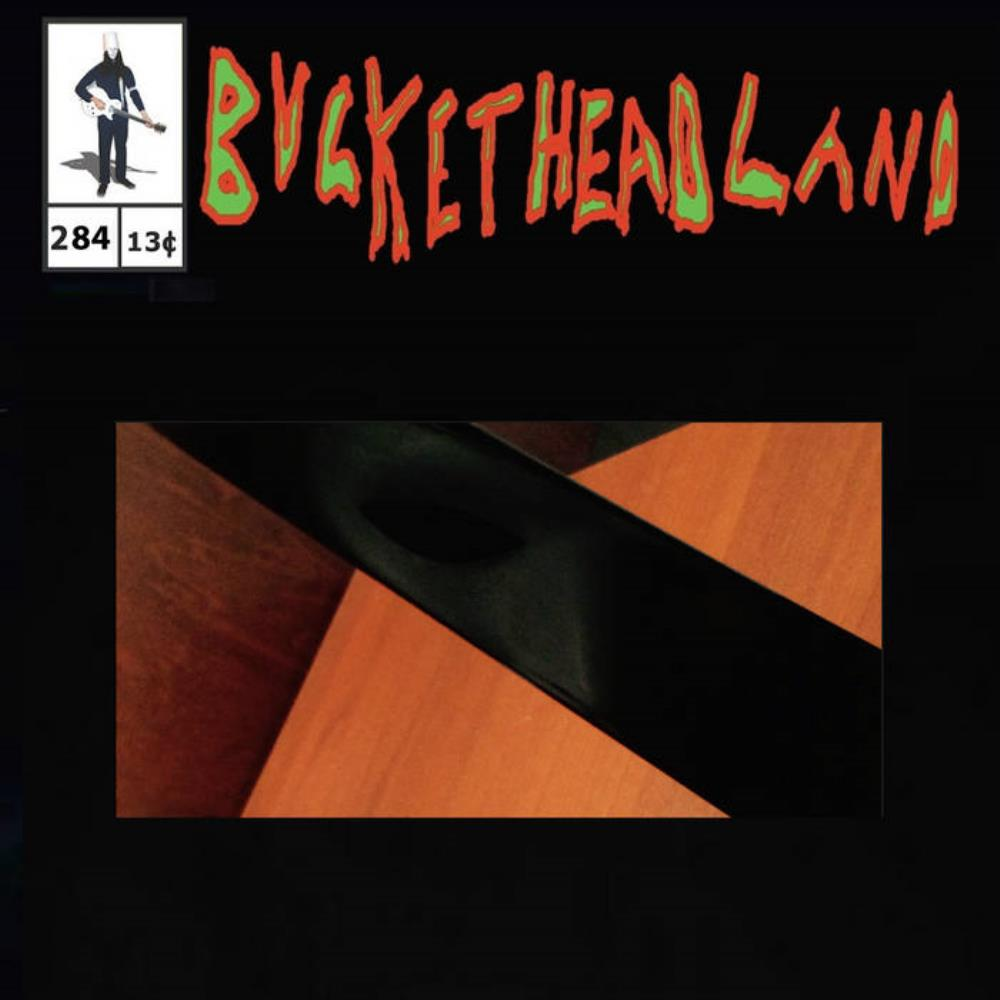 Pike 284 - Through The Looking Garden by BUCKETHEAD album cover