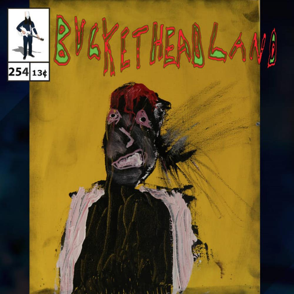 Pike 254 - Woven Twigs by BUCKETHEAD album cover