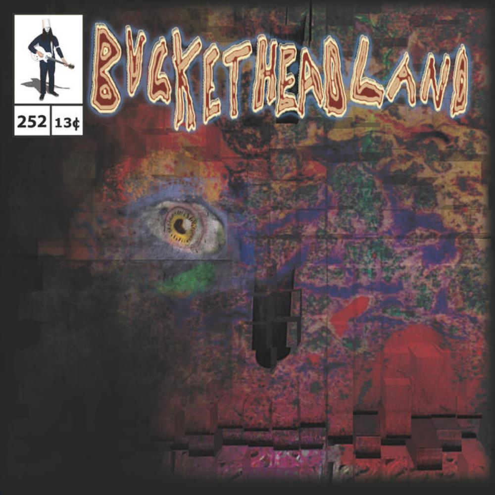Buckethead - Pike 252 - Bozo In The Labyrinth CD (album) cover