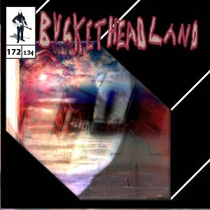 Buckethead - Crest of the Hill CD (album) cover