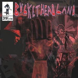 Buckethead - Twisterlend CD (album) cover