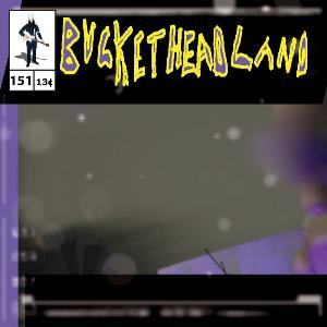 Buckethead Fog Gardens album cover