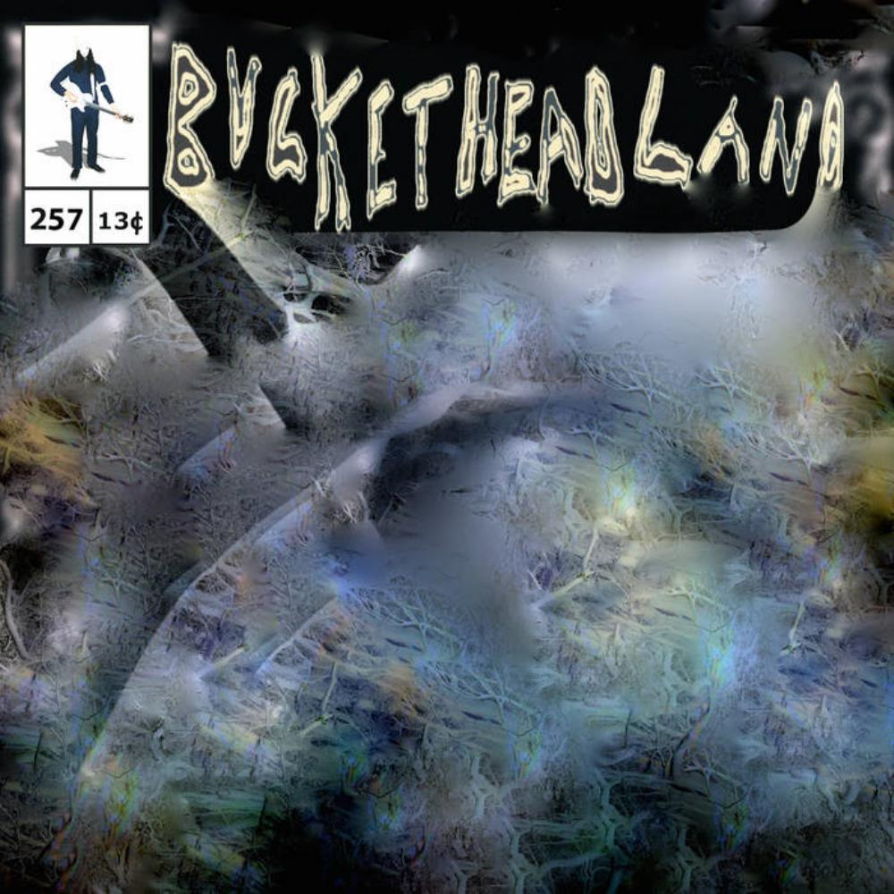 Buckethead - Pike 257 - Blank Slate CD (album) cover