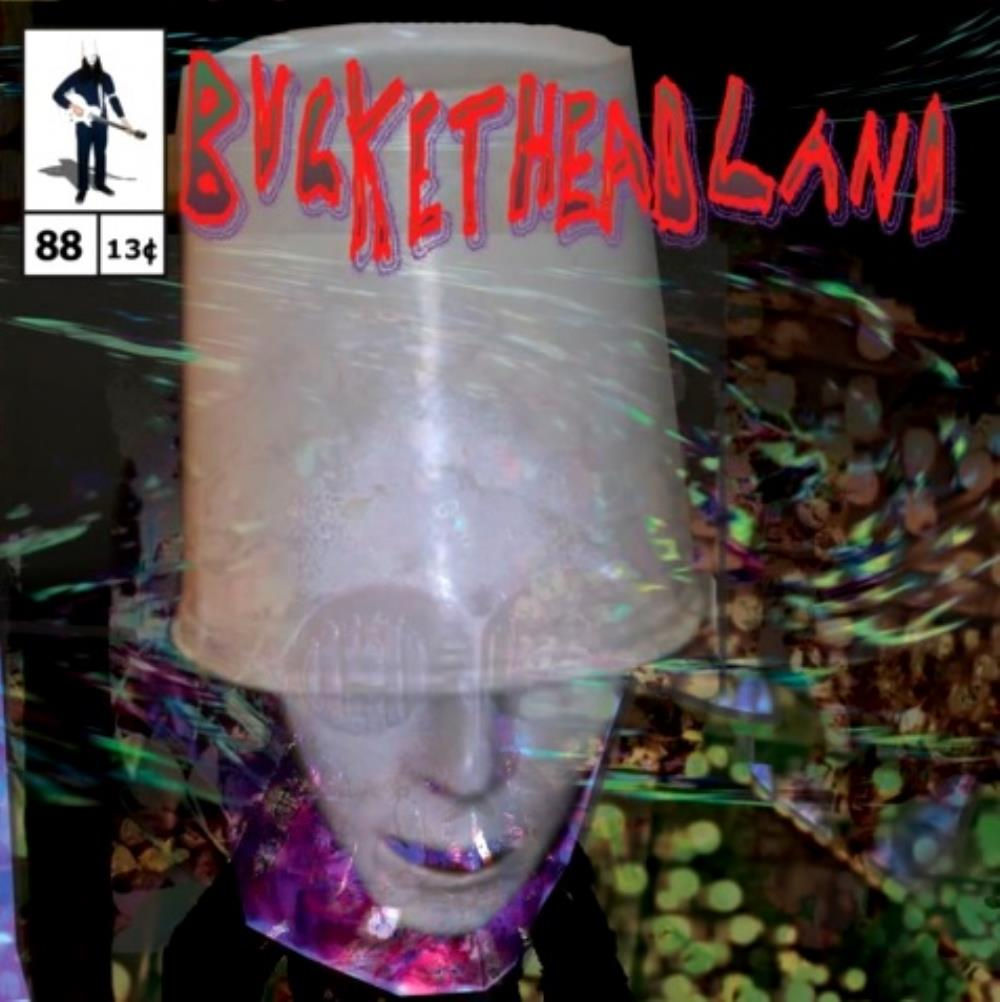 Buckethead PIKE 88 - RED PEPPER RESTAURANT album cover