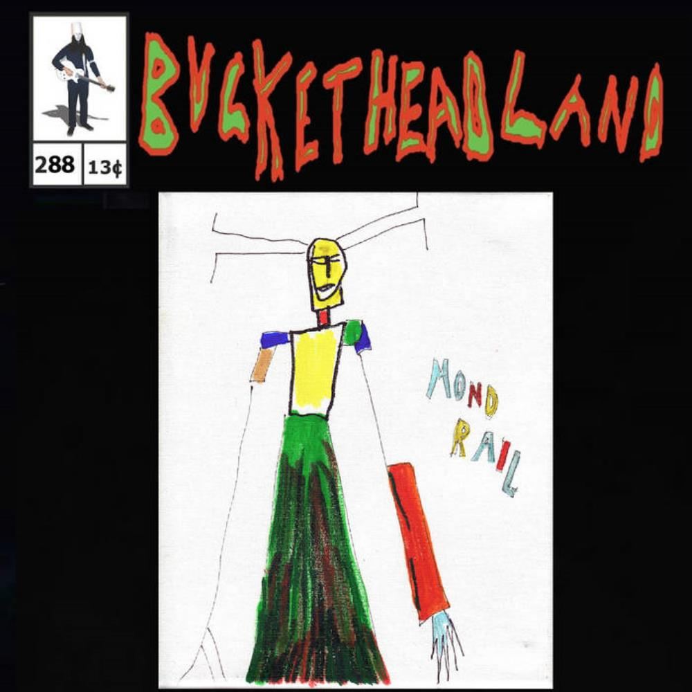 Pike 288 - Liminal Monorail by BUCKETHEAD album cover